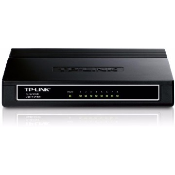 SWITCH  8 PORT 10/100 TP-LINK TL-SF1008D