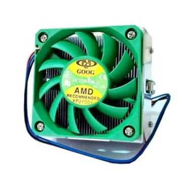 COOLER P/ AMD socket A / 462 (SEMPRON/ATHLON XP/DURON)