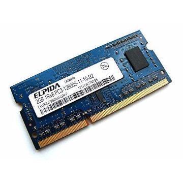 MEMORIA NOTEBOOK DDR3 2GB 1600 MHZ ELPIDA