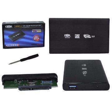 CASE P/ HD 2.5 SATA / USB 3.0 - CS0031 / CS03