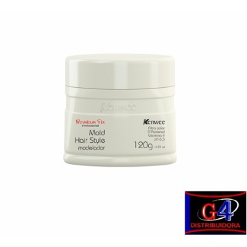 Mold Hair Style Premium Fix Kenwee 120g 320008