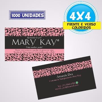 Cartão de Visita Supremo 300g UV FR 9x5 - 4x4 - 1000 UNID
