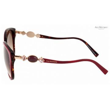 Óculos Solar - Acetato - Ana Hickmann - AH9186/H01
