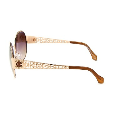 ee7e7781af2a3 Óculos Solar - Metal - Roberto Cavalli (Alchiba)
