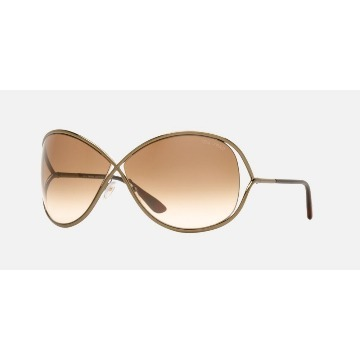 e7a1139a8 Óculos Solar - Metal - Tom Ford (Miranda) - Rev Optica