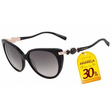 Óculos Solar - Acetato - Ana Hickmann - AH9192/A01