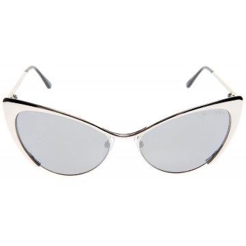 Óculos de Sol - Metal - Tom Ford (Nastasya) - TF30416C