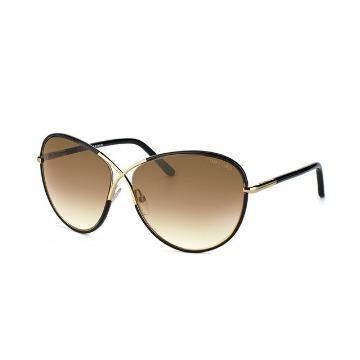 c0b0d64eb9c10 Óculos Solar - Metal - Tom Ford (Rosie)