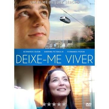 DVD Deixe-me viver