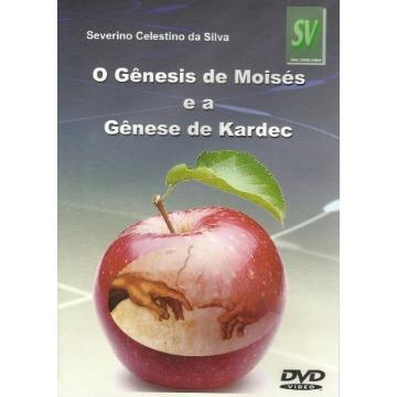 DVD GENESIS DE MOISES E A GENESE DE KARDEC