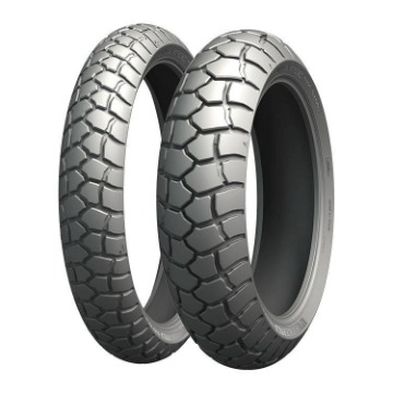 Combo Pneu Michelin Anakee Adventure 120/70 19 e 170/60 17