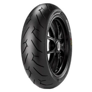 Pneu Pirelli Diablo Rosso 2 130/70 17 62H