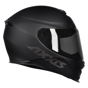 Capacete Axxis Eagle Solid Mat Black/Grey