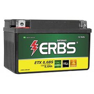 Bateria ERBS ETX 8,6BS