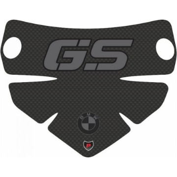 Tank Pad BMW F800GS Carbono