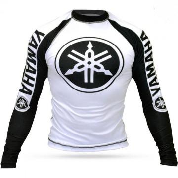 Camisa 2ª Pele Yamaha Branca