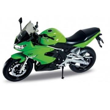 Miniatura Kawasaki Ninja 650 1/10