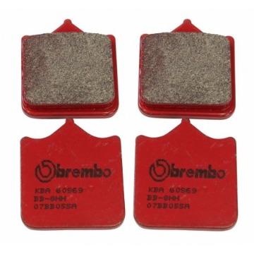 Pastilha de Freio Brembo 07BB33SA