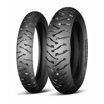 Combo Pneu Michelin Anakee 3 120/70 19 60V e 170/60 17 72V