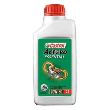 Óleo Castrol Actevo 20W50