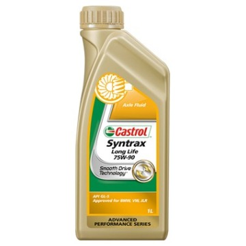 Castrol Syntrax Long Life 75w90