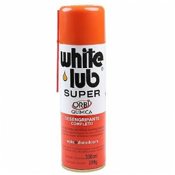 Desengripante Spray White Lub 300ml
