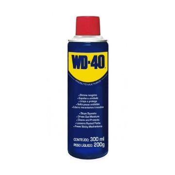 Spray Lubrificante WD 40 Multiuso 300ml