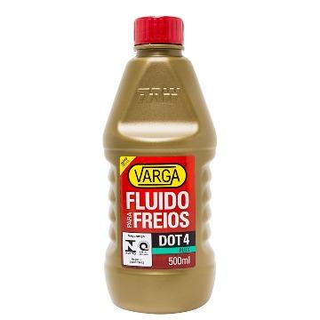 Fluido de Freio DOT 4 Varga - 500ML