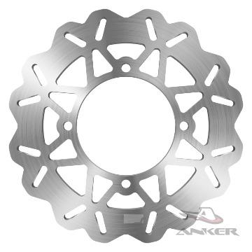 Disco de Freio Traseiro Honda Bros 160/ Falcon/ NX 400/ XRE 300 Hard Brake Anker