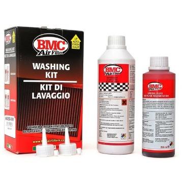 Kit de Limpeza de Filtro de Ar BMC