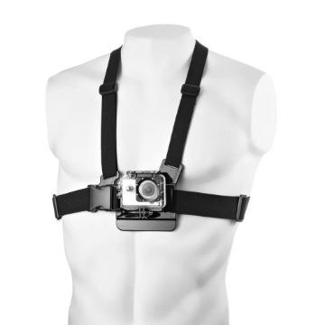 Suporte de Corpo tipo Colete para Câmera Atrio / GoPro