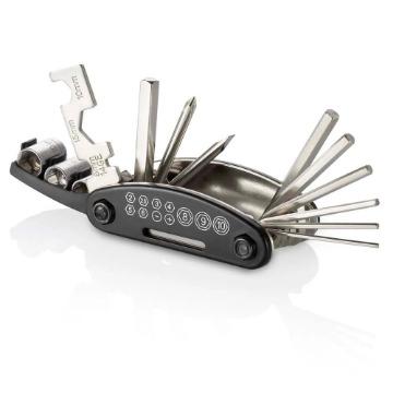 Canivete de Ferramentas com 15 Funções