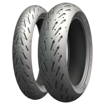 Combo Michelin Pilot Road 5 Trail 110/80 19 e 150/70 17