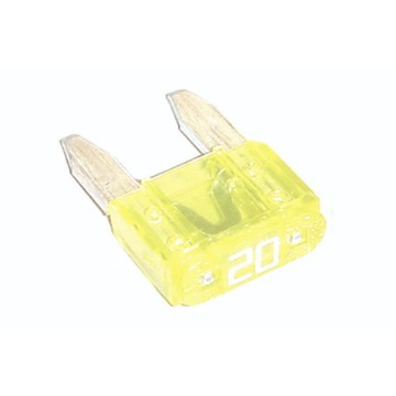 Minifusível 20A