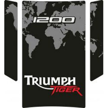 Tank Pad Exclusive Triumph Tiger 1200