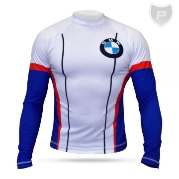 Camisa 2ª Pele BMW White
