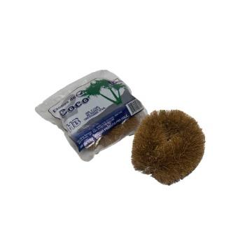 Escova de Coco HB Limpeza Geral Fibra Tamanho Tradicional 12 Unidades