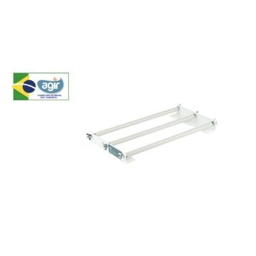 Suporte de Aço Agir Slip Para Papel Grau Cirúrgico e Plastico Medico/Hospitalar 35-cm