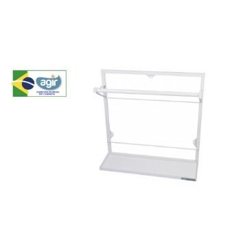 Suporte de Aço Agir Facility Para Papel Grau Cirúrgico e Plastico Medico/Hospitalar 50-cm