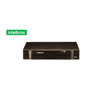 Gravador Digital Dvr Intelbras MHDX-1104 Multi-HD 04 Canais
