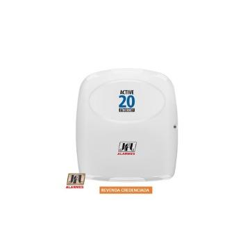 Central de Alarme JFL Active-20 Ethernet Teclado LCD Monitorável