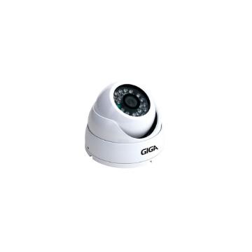 Câmera Dome Giga GS-0015 Open HD Plus 720p IR 30 Metros 1/4.2.6-mm - IP66