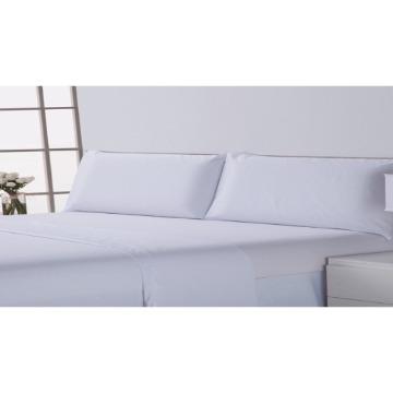 Fronha de Tecido Misto Venesa Safira Proftel Hotelaria Branco Algodão/Poliester Branco 50x70-cm