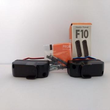 Sensor Barreira Fotocélula PPA F-10 Portão Automático 10 Metros