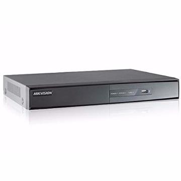 Gravador DVR Digital de CFTV Hikvision 04 Canais DS-7204HGHI-F1 Pentaplex