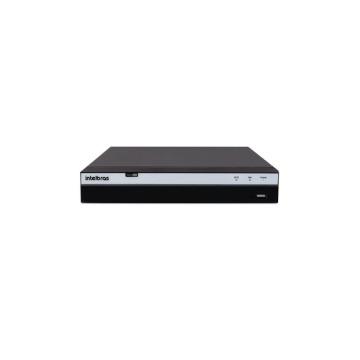 Gravador Digital de Cameras Intelbras MHDX 3104 Multi HD Full hd 04 Canais
