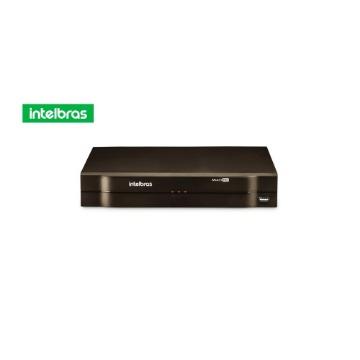 Gravador Digital Dvr Intelbras MHDX-1008 Multi-HD 08 Canais