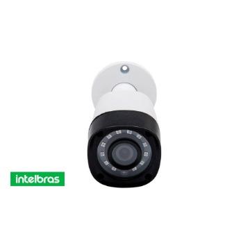 Câmera Bullet Intelbras 3130-b Multi-HD G4 30 Metros IP66