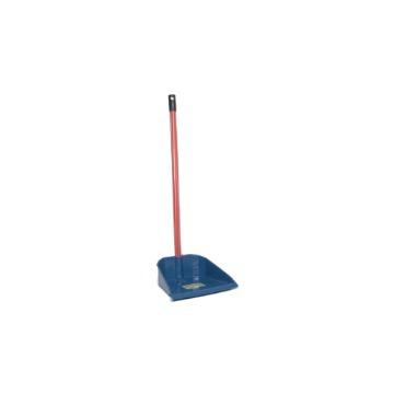 Pá de Lixo HB Pega Fácil Plástico e Cabo Madeira Encapado 60-cm 12 Unidades