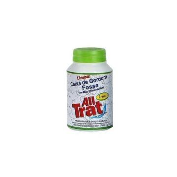 All-Trat Limpa Gordura Biológico Natural Microrganismos Vivos 90-g